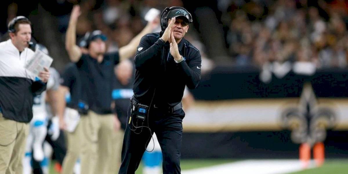 Ron Rivera consigue trabajo rápido y ya es nuevo entrenador de Redskins