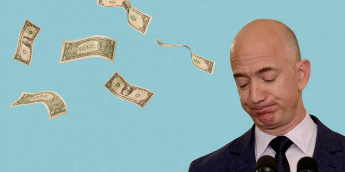Jeff Bezos y su complicado 2019: Perdió más dinero que casi cualquier otro billonario en el mundo