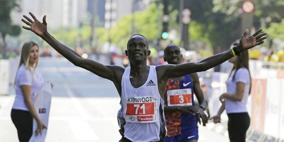 Kibiwott Kandie gana la tradicional carrera de San Silvestre en Sao Paulo