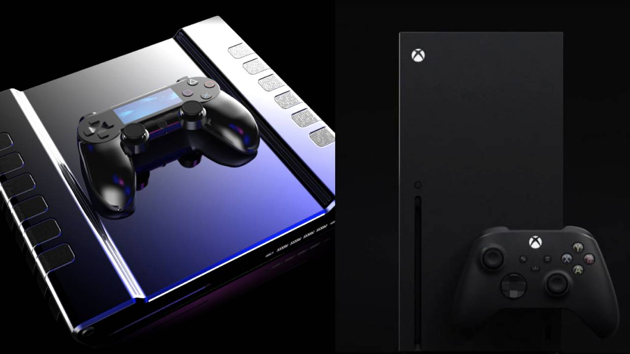 PlayStation 5 Xbox Series X