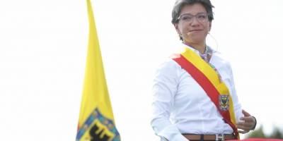 primer discurso de Claudia López