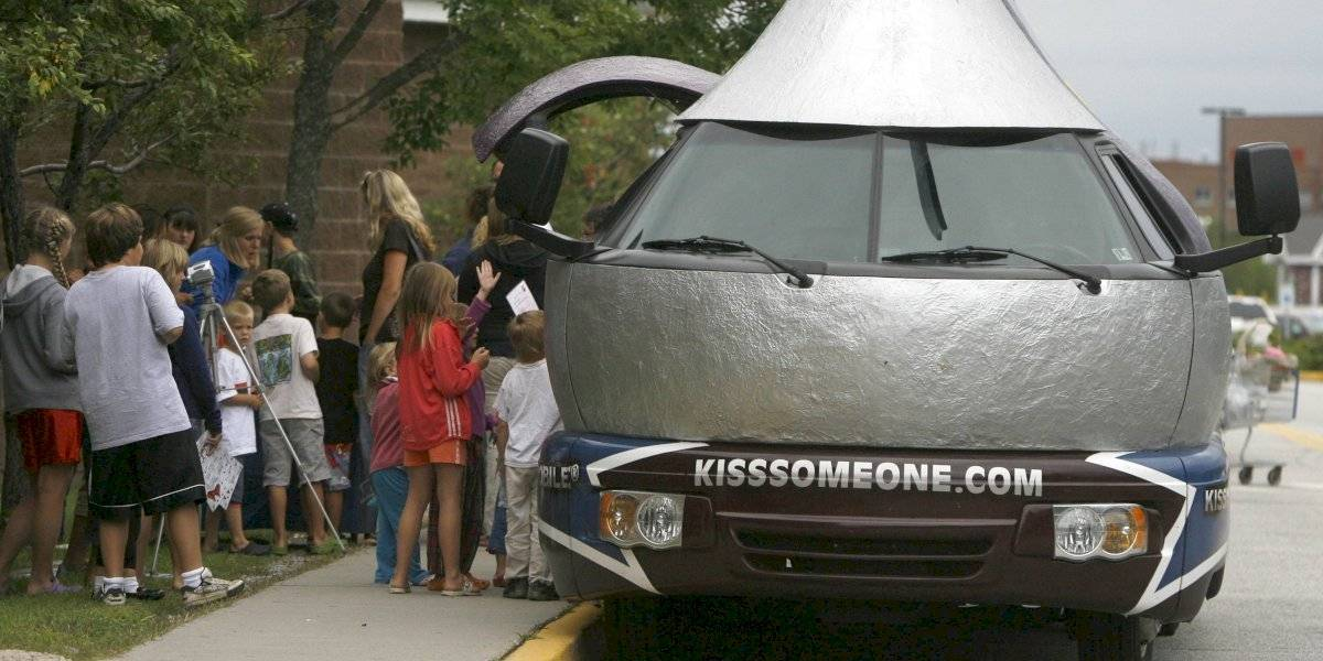 "Hershey retira los famosos ""Kissmobiles"""