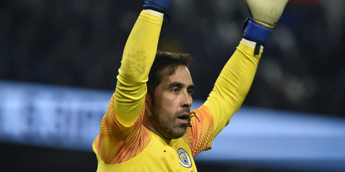 """Le regaló a los Toffees una esperanza"": Prensa inglesa criticó a Claudio Bravo tras triunfo de Manchester City sobre Everton"