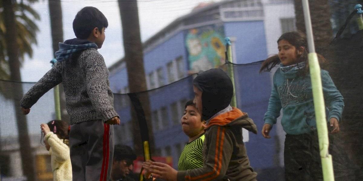 """""""Bala loca"""" impacta a niño de 8 años mientras celebraba Año Nuevo en La Granja"""