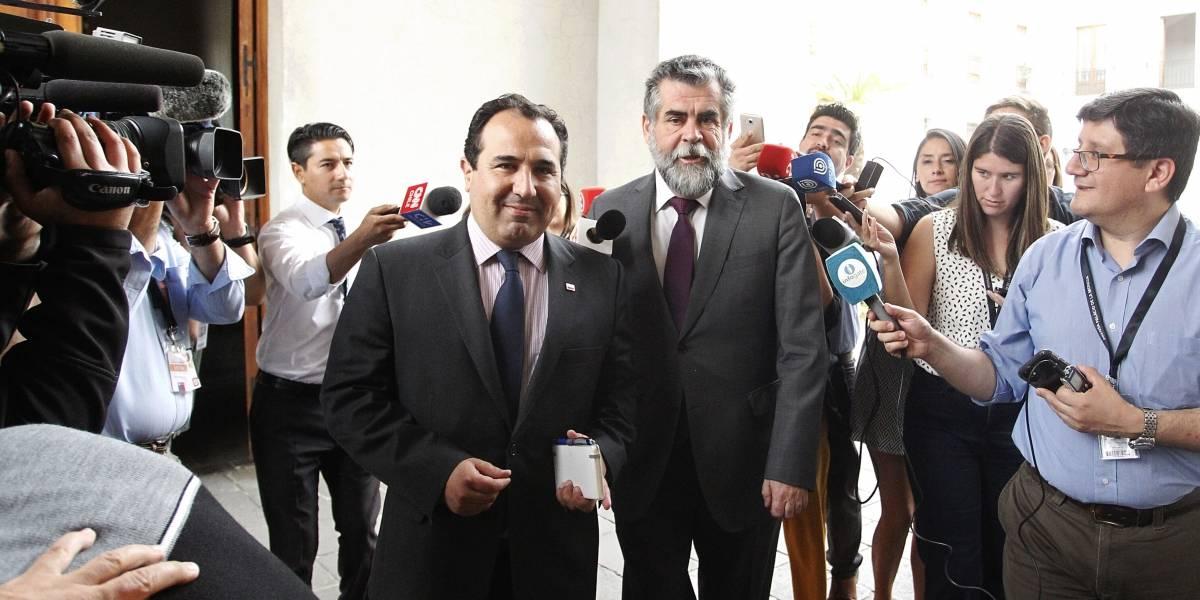 Reemplaza a Ubilla: Juan Francisco Galli asumió como nuevo subsecretario del Interior