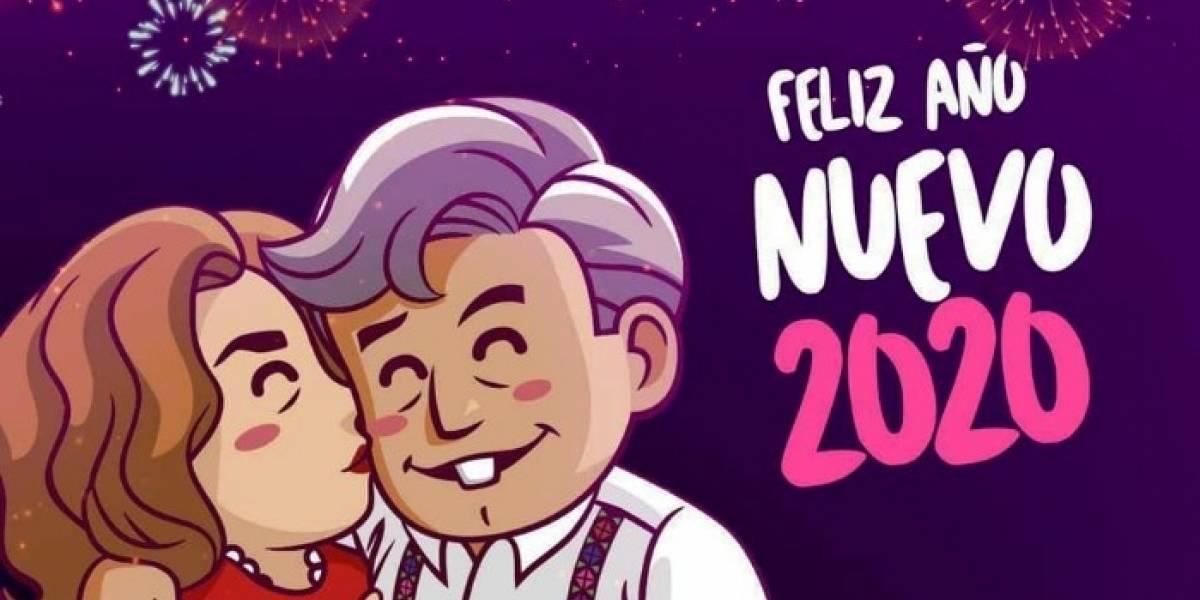 Beatriz Gutiérrez Muller desea salud y amor a los mexicanos
