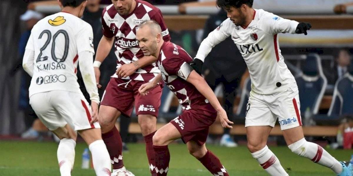 Japón albergó el primer partido del 2020
