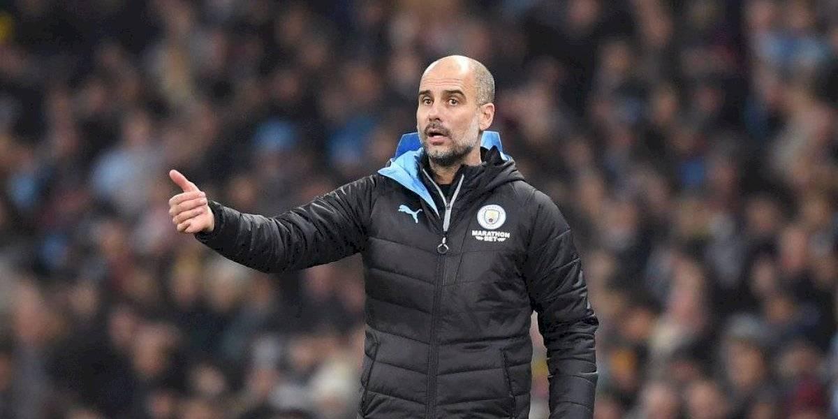 """""""Gracias a él no concedimos más opciones"""": Pep Guardiola respaldó a Claudio Bravo tras su error ante Everton"""