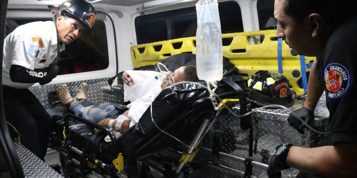 Un niño lanzó un cohetillo a la alcantarilla y esto fue lo que le pasó