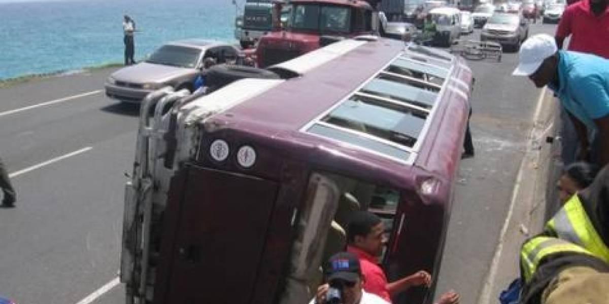 Navidad cierra con 22 muertos por accidentes de tránsito