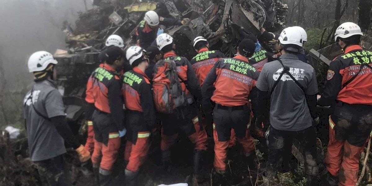 Guatemala se solidariza con China-Taiwán por accidente de helicóptero militar
