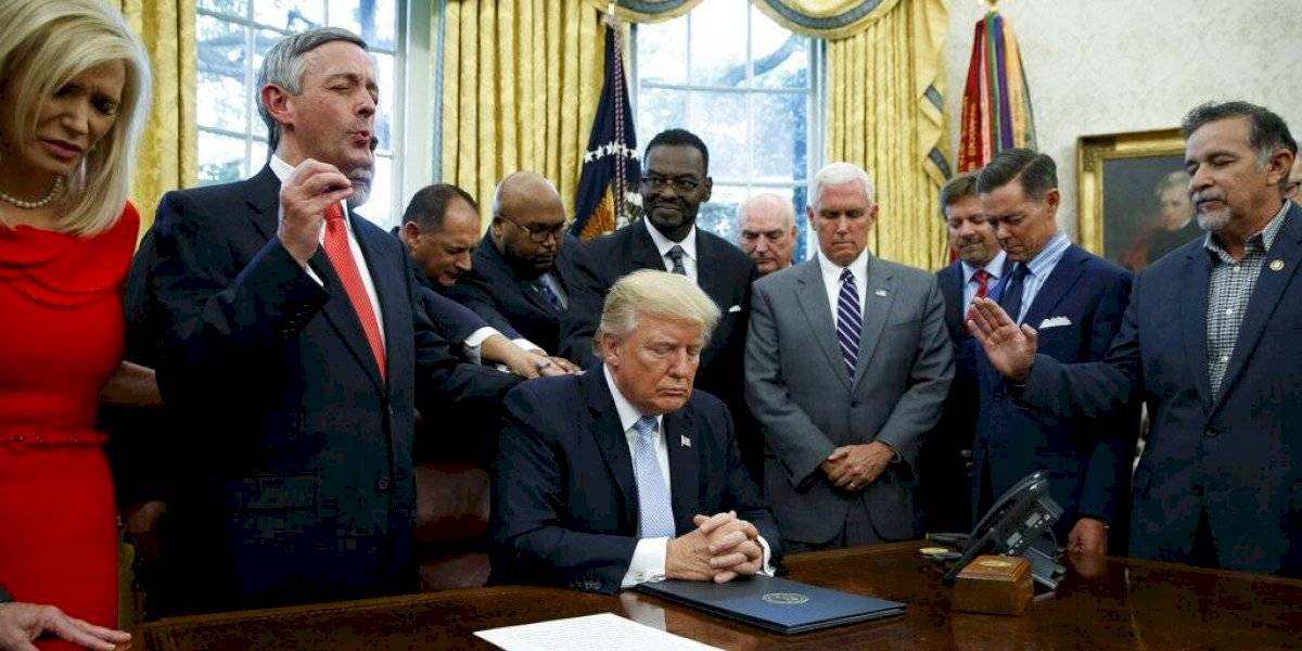 Evangélicos de EE. UU. divididos en temas religiosos
