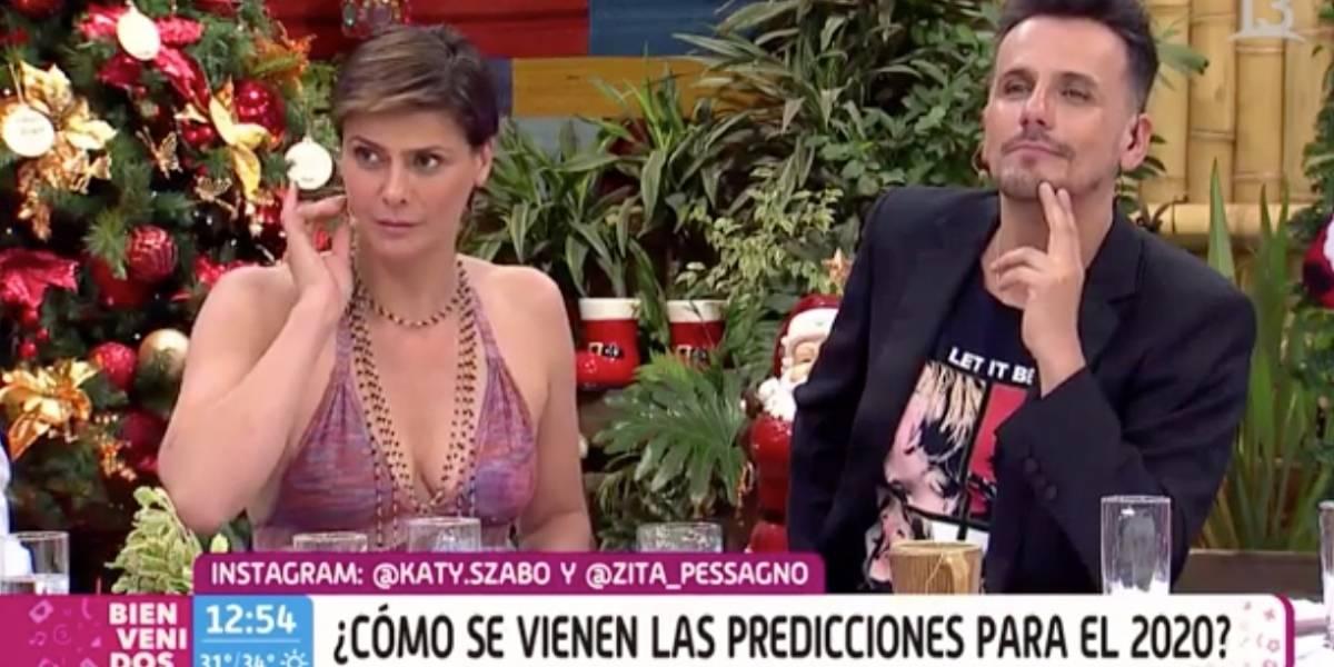 """""""Lo más probable es que Amaro deje el programa"""": La predicción sobre Bienvenidos que alertó al panel"""