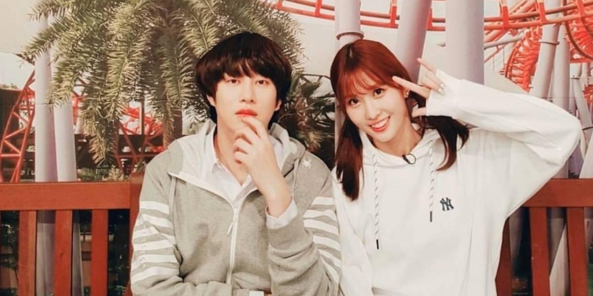 K-Pop: Momo Hirai, do Twice, e Heechul, do Super Junior, estão namorando