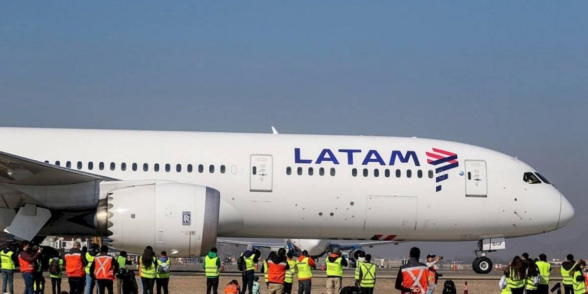 LATAM es reconocido como el grupo de aerolíneas más puntual del mundo