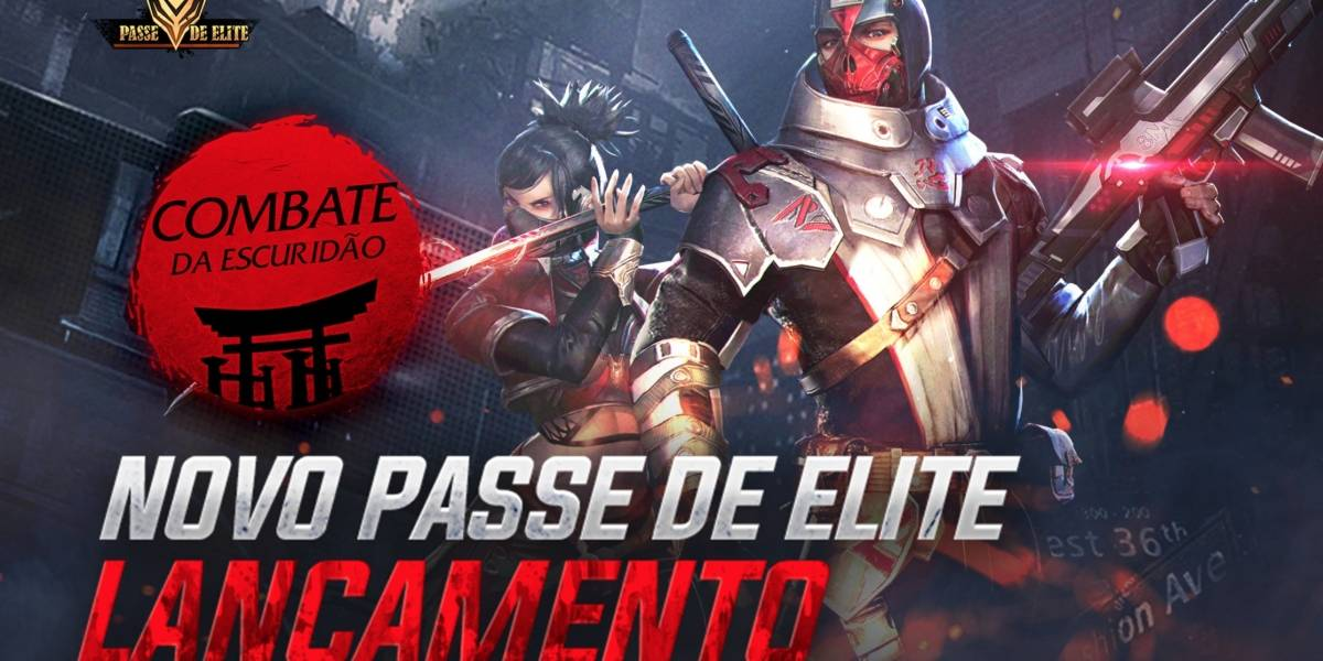 Battle Royale: Garena Free Fire ganha novo passe de elite