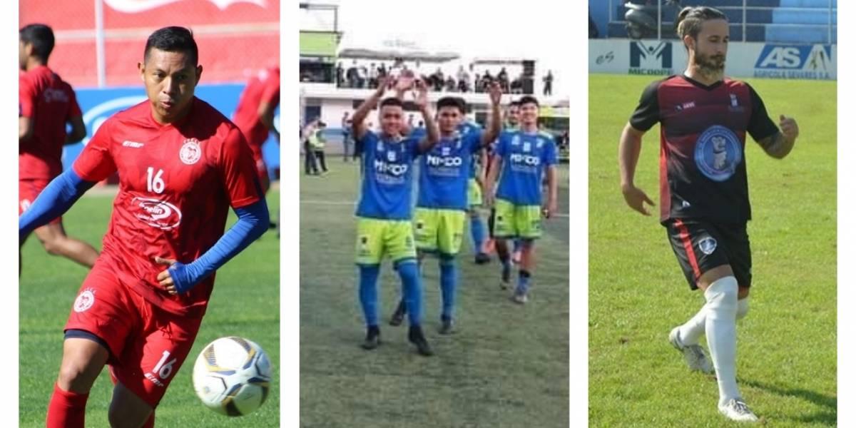Equipos de Liga Nacional retoman trabajos de reacondicionamiento físico