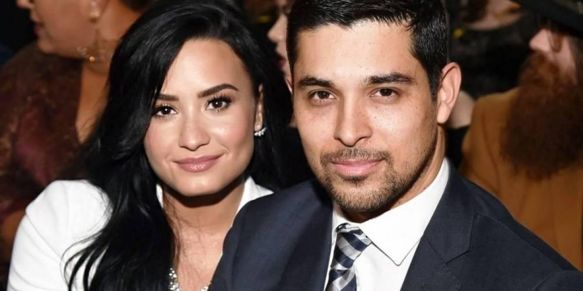 Exnovio de Demi Lovato se ha comprometido y fans temen reacción de la cantante