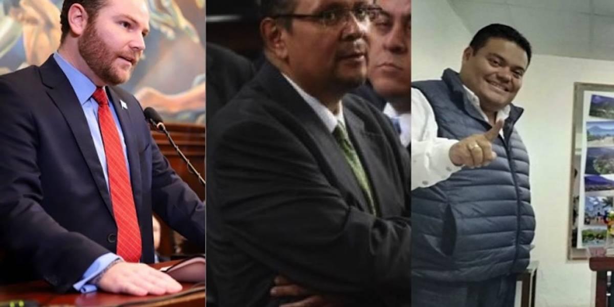 Tres buscan presidir el Congreso de la República para el período 2020