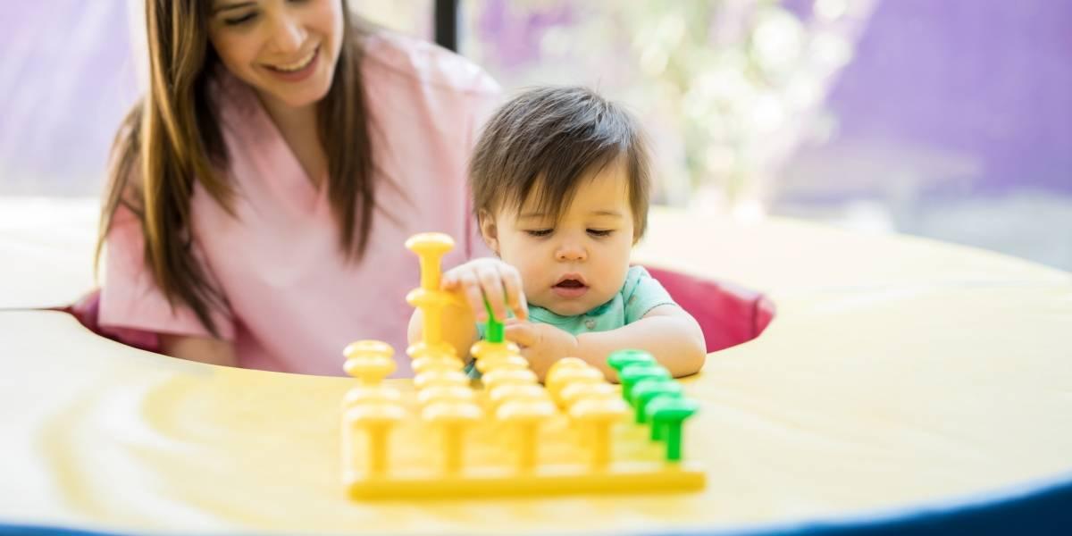 Juguetes para fomentar la estimulación temprana