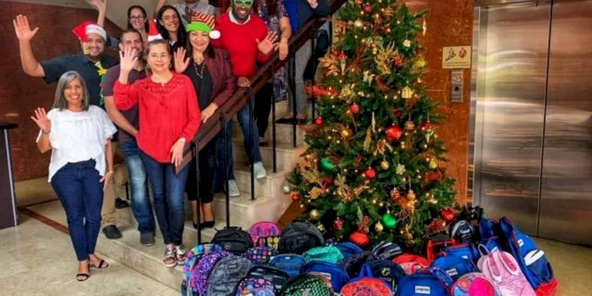 National University College regalará mochilas con efectos escolares con motivo del regreso a clases