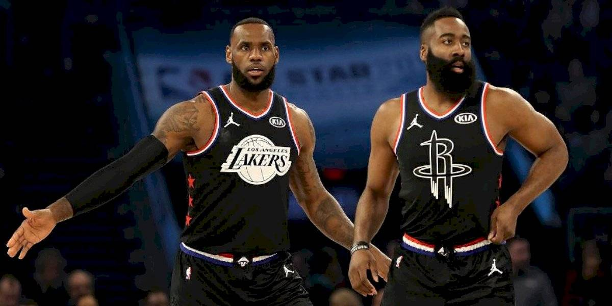 Con LeBron, Harden y Antetokoumpo a la cabeza: Todo lo que hay que saber del All Stars 2020 de la NBA
