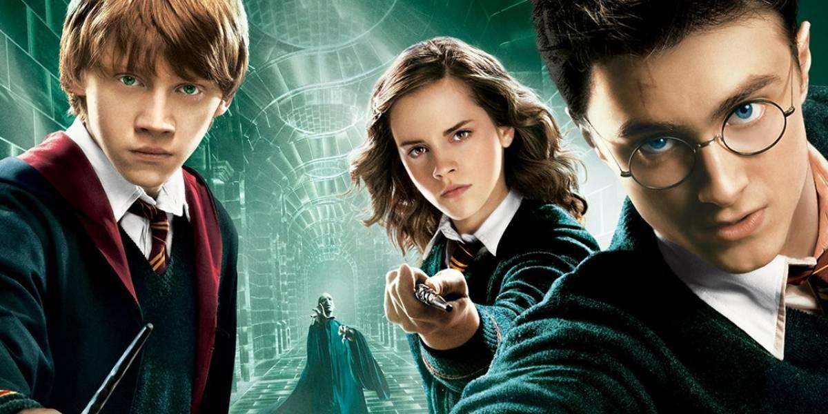 ¡Gracias, Netflix! La mega sorpresa para los fans de Harry Potter