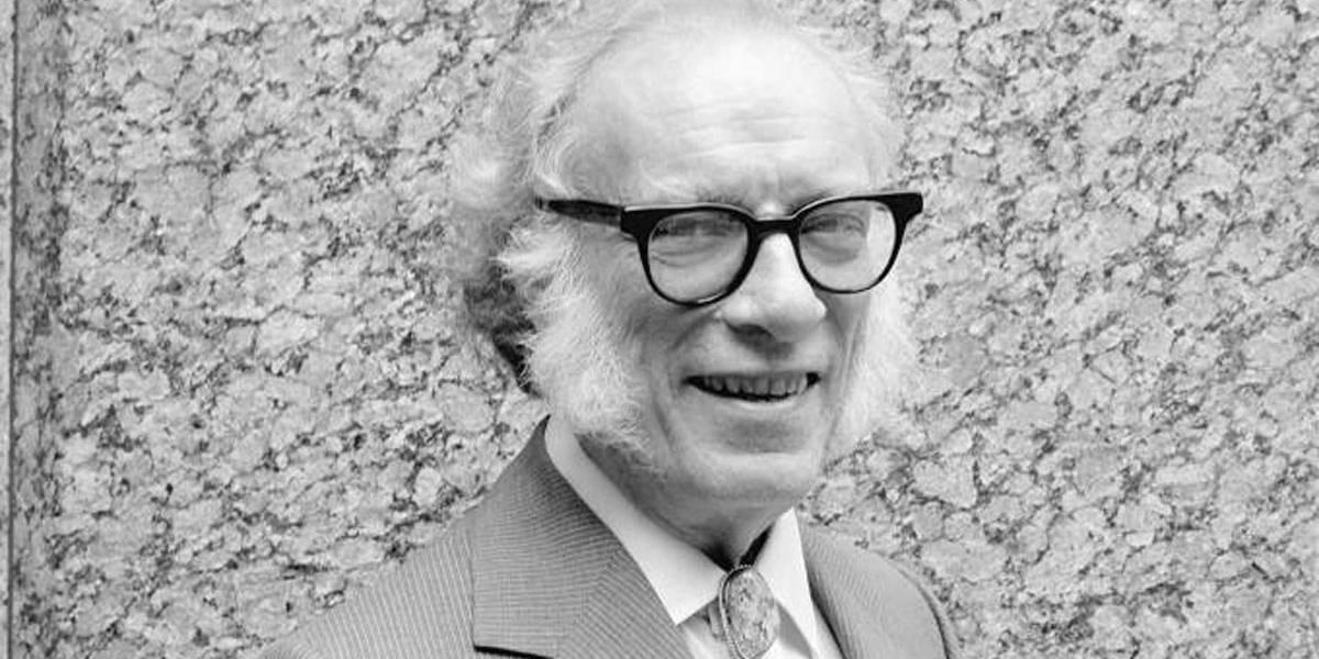 Centenário de Isaac Asimov traz reedições