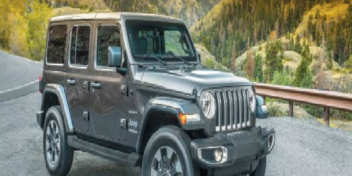 La modernidad alcanza a la historia: Jeep Wrangler Mild–Hybrid 2020