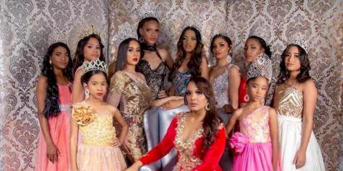 Academia Judith Darián incursiona en la formación de niñas en el modelaje