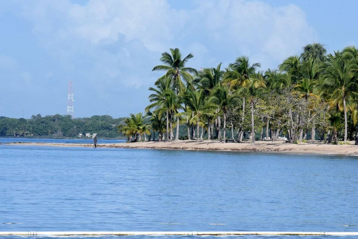 Playa en La Romana