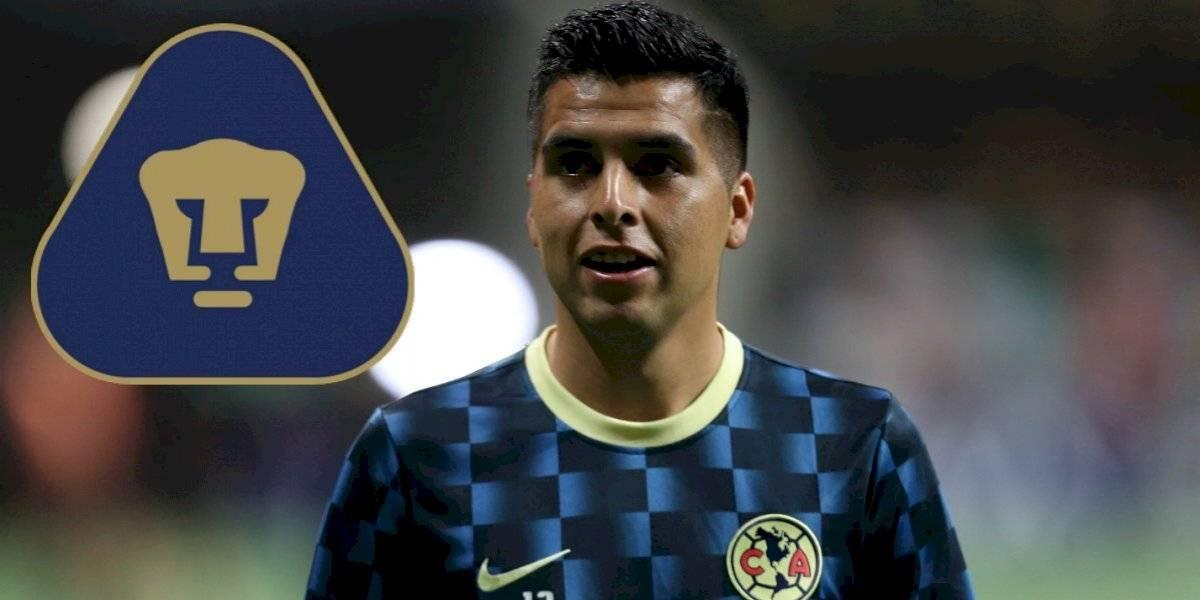 OFICIAL: Leonel López es nuevo jugador de Pumas