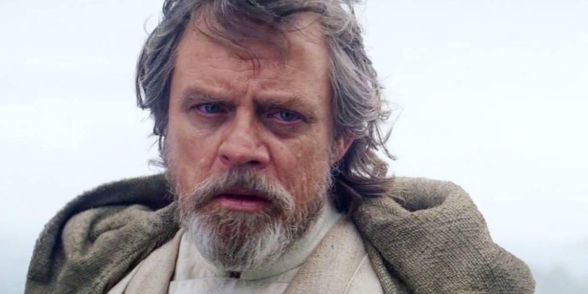 Mark Hamill interpretou outro personagem além de Luke em 'A Ascensão Skywalker'