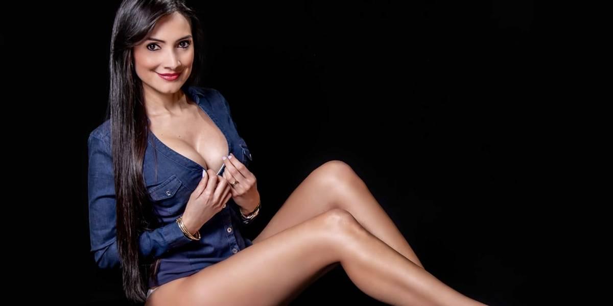 Massiel Carrillo le da la bienvenida al 2020 con infartante bikini