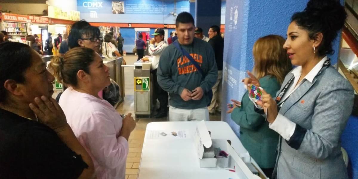 1.6 millones de usuarios del Metro tendrán que comprar la nueva tarjeta de movilidad a 20 pesos