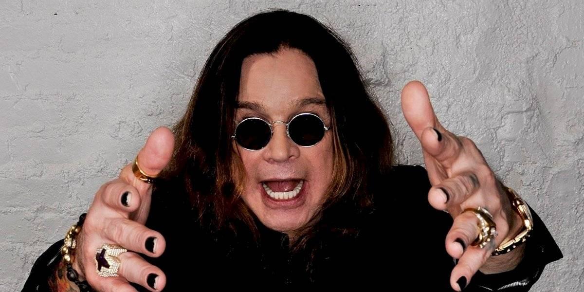 Ozzy Osbourne revela que tiene la enfermedad de Parkinson