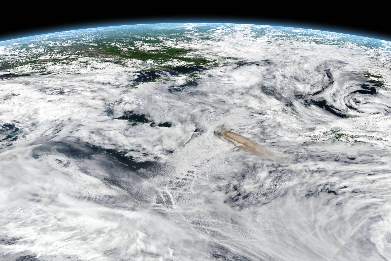 Mira las mejores imágenes captadas desde el espacio durante el 2019