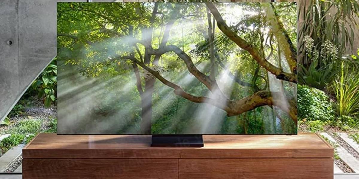 Revelan cómo sería el nuevo televisor 8K sin bordes de Samsung