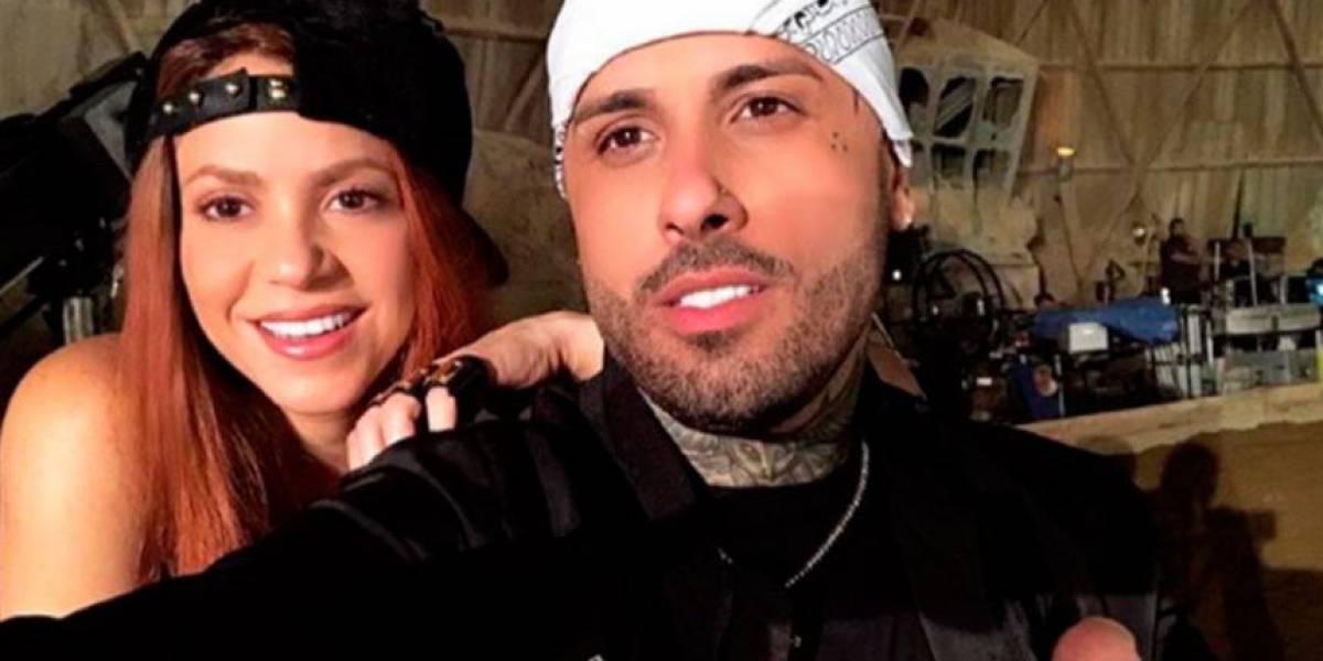¿Quién lo mueve mejor Shakira o Nicky Jam?
