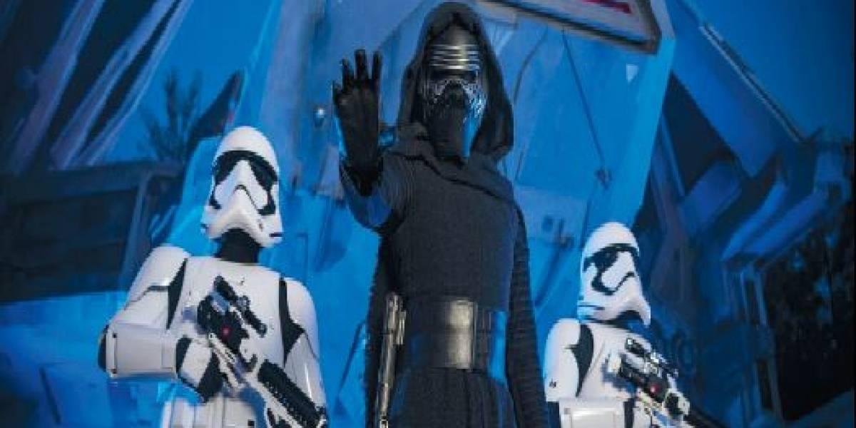 Rise of the Resistance: La nueva atracción de Disney que te lleva a una galaxia muy, muy lejana