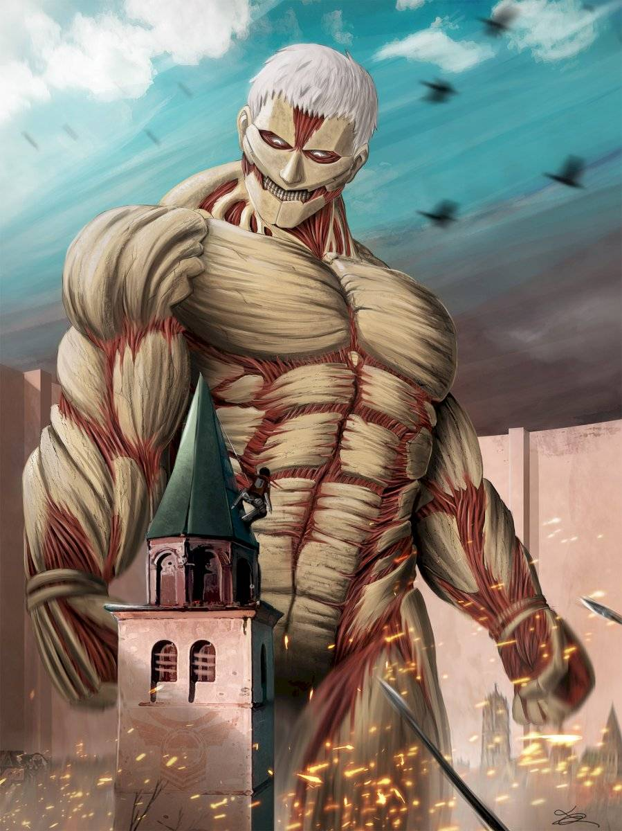 Titán Acorazado