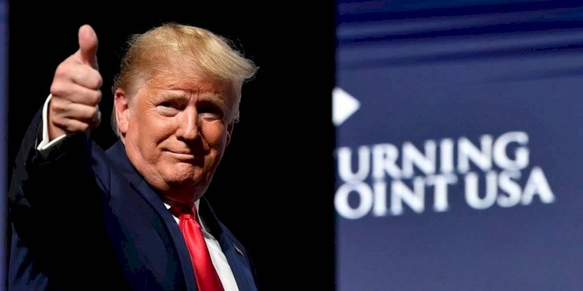 Trump recauda más dinero que sus rivales para las elecciones de 2020