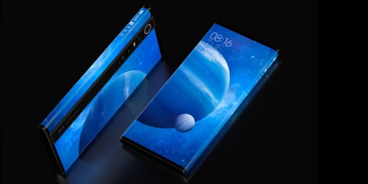 Xiaomi Mi Mix Alpha el smartphone que es pura pantalla todavía existe