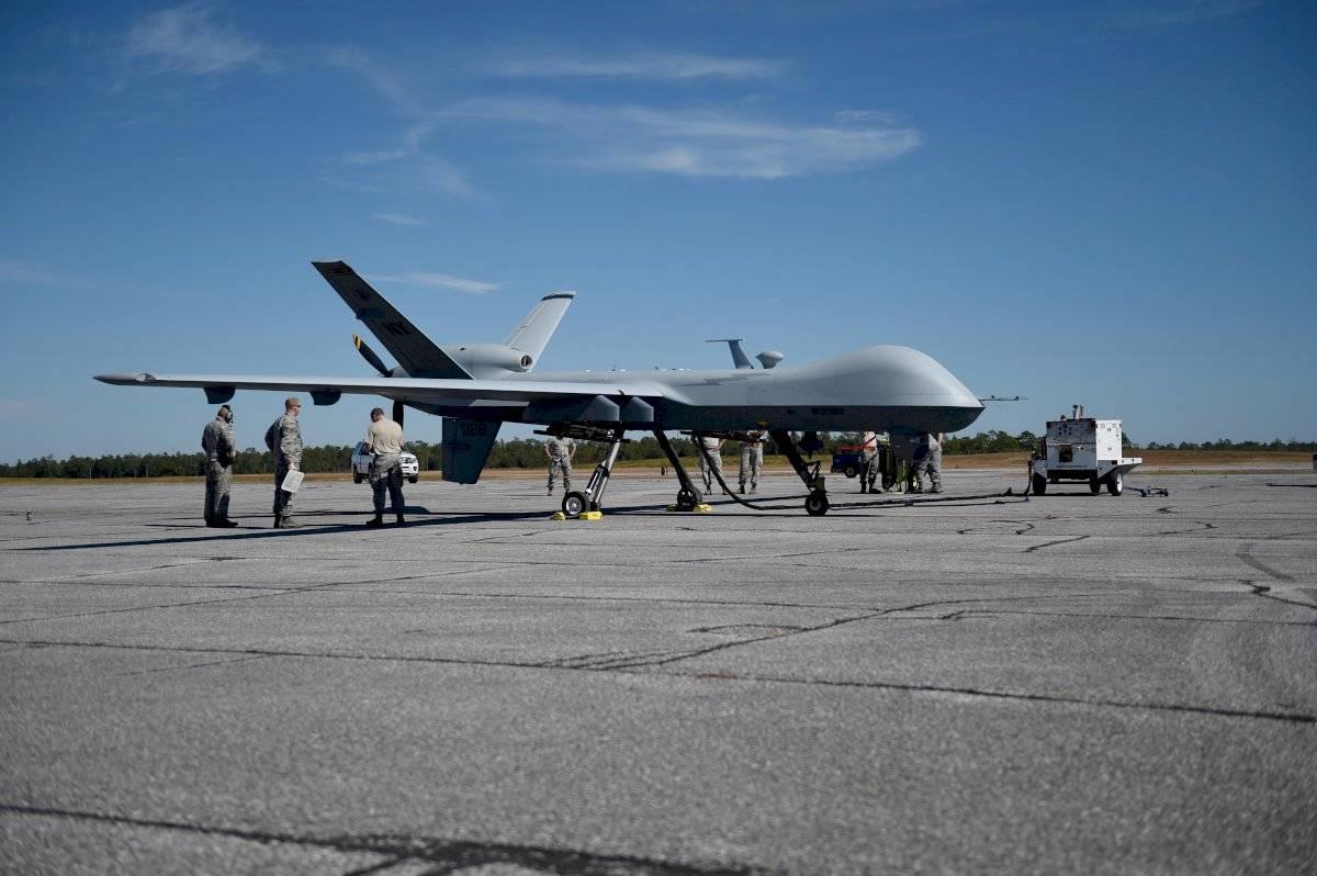 MQ-9 Reaper, el verdugo estadounidense que viene desde el cielo