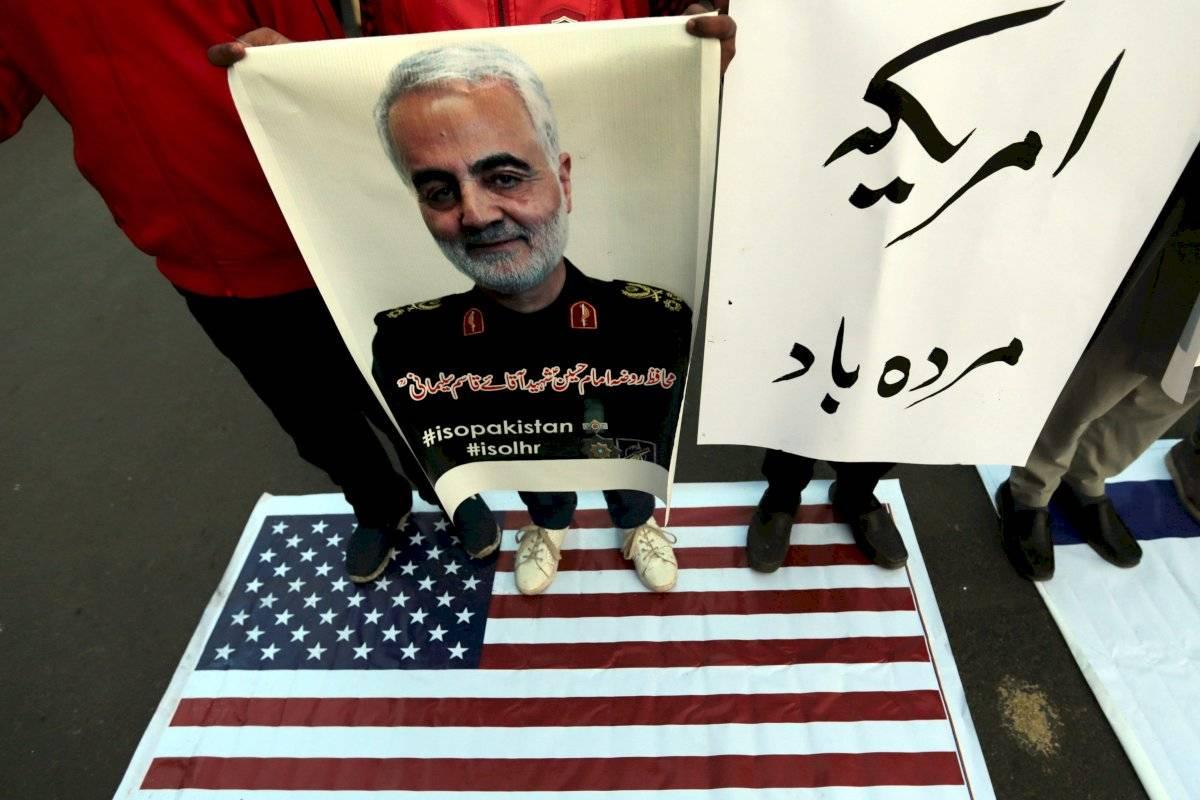 Rusia recuerda que Soleimaní combatió al Estado Islámico antes que Estados Unidos EFE