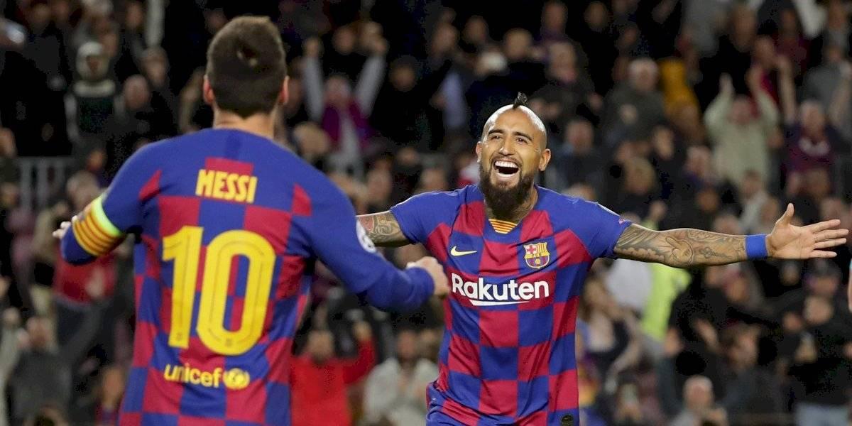 """Valverde le entrega un espaldarazo a Vidal tras su demanda: """"No creo que tenga incidencia en lo deportivo"""""""