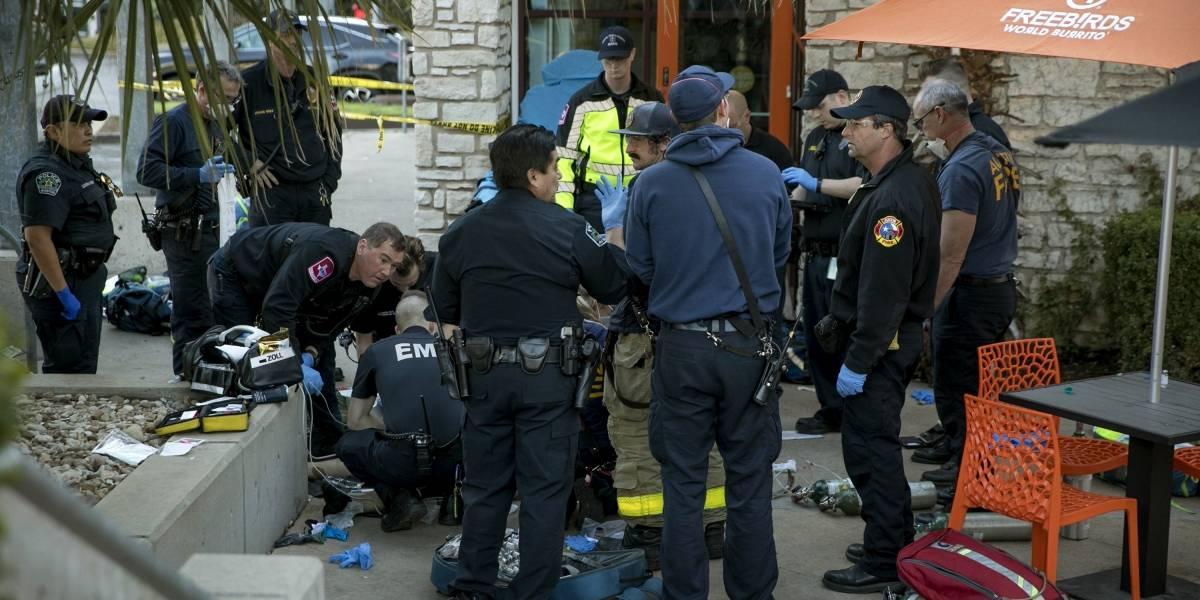 Apuñalamientos en Austin dejan un muerto