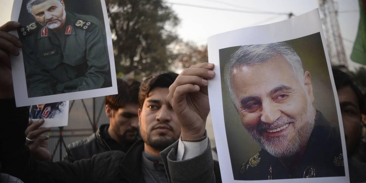 Expertos temen ciberataques iraníes tras muerte de general