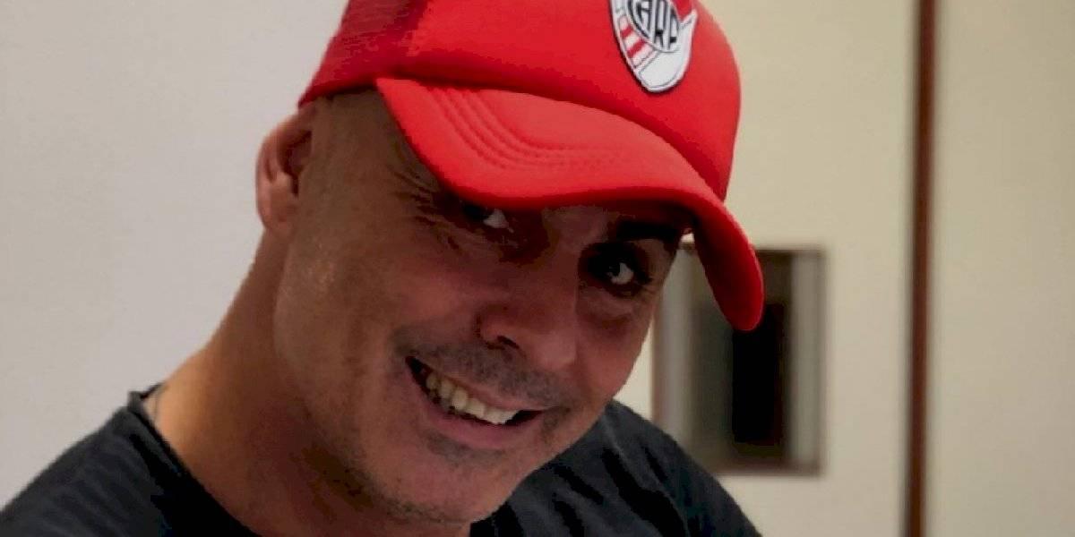 Árbitro aficionado de River Plate, nombra a su hijo Santiago Bernabéu