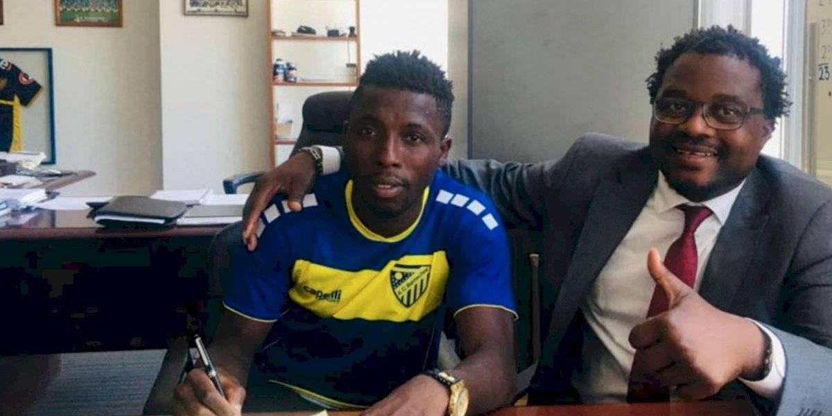 """""""Puede llegar a ser como Jorge Valdivia"""": Mediocampista nigeriano estará a prueba en Barnechea y será evaluado por Leonardo Zamora"""
